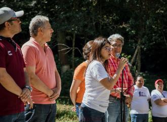 Acciones encaminadas a la prevención de feminicidios, prioridad en Veracruz: Dorheny García Cayetano