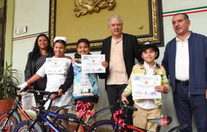 Promueven la Protección Civil entre la niñez xalapeña