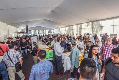 Ofertan más de 400 vacantes en Feria Nacional del Empleo