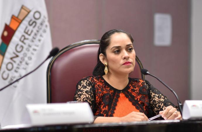 La Comisión Permanente de DD.HH y AGV del congreso no se desarticulará, es decisión de la mayoría de sus integrantes: Diputada Kristel Hernández