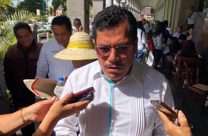 El Secretario de a Gobierno esta desviando recursos de Veracruz a Baja California: Magdaleno Torres
