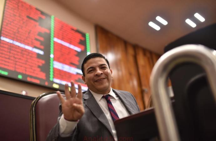 Ríos Uribe garantiza neutralidad y coordinación como Presidente del Congreso: Gómez Cazarín