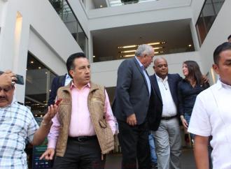 Confirma el gobernador quesi va al informe del presidente Andrés Manuel López