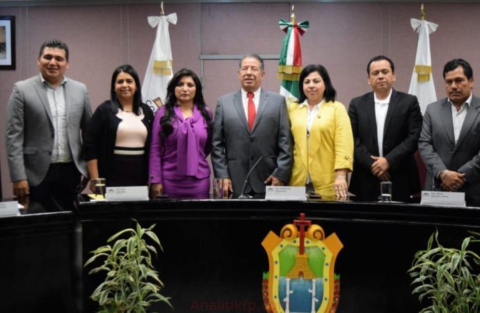 Congreso de Veracruz, uno de los mejores calificados a nivel nacional: Pozos Castro
