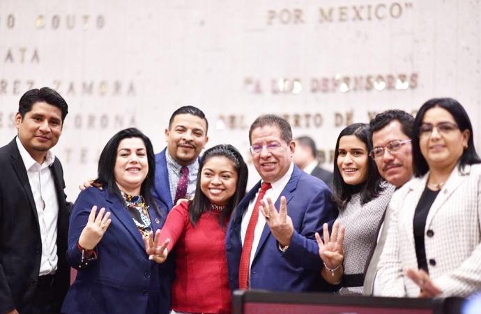 Proteger y respetar a las niñas y mujeres, prioridad en el Congreso del Estado: Gómez Cazarín