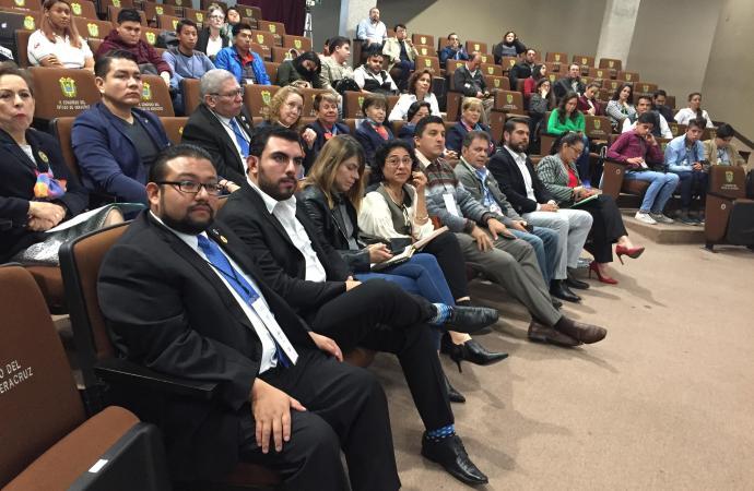 Necesario crear pilares de paz positiva: Óscar Espino