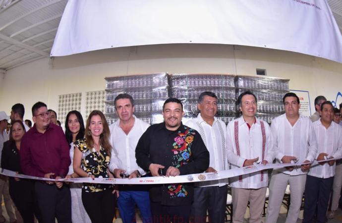Con apertura de Coyame, reactivamos la economía en Los Tuxtlas: Gómez Cazarín