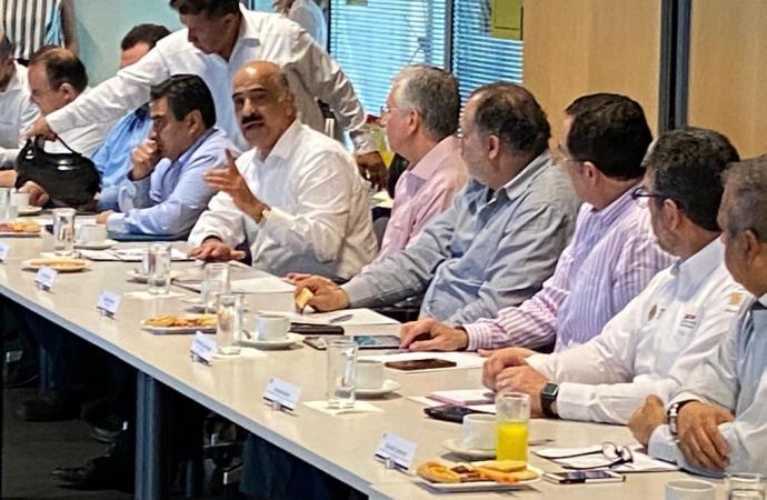 Sesiona el comité de desarrollo e infraestructura de COMCE Veracruz