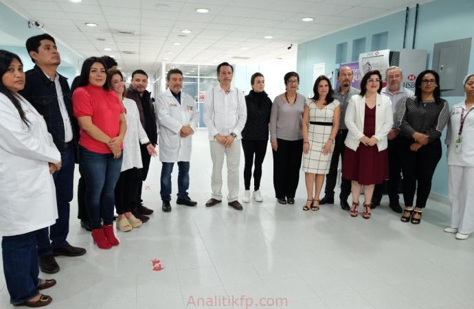 INSABI asegura calidad y gratuidad en servicios de salud: Gómez Cazarín