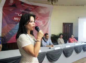 Respeto a los derechos humanos, para una sociedad más pacífica: Mónica Robles