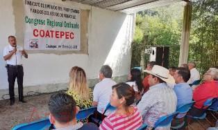 Preocupante situación viven taxistas de Coatepec, piden al gobierno estatal les garantice seguridad