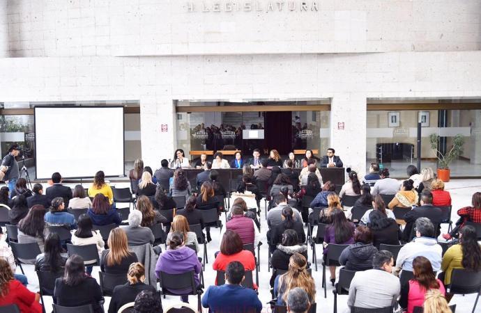 Abre Congreso diálogo interinstitucional contra acoso y hostigamiento laboral