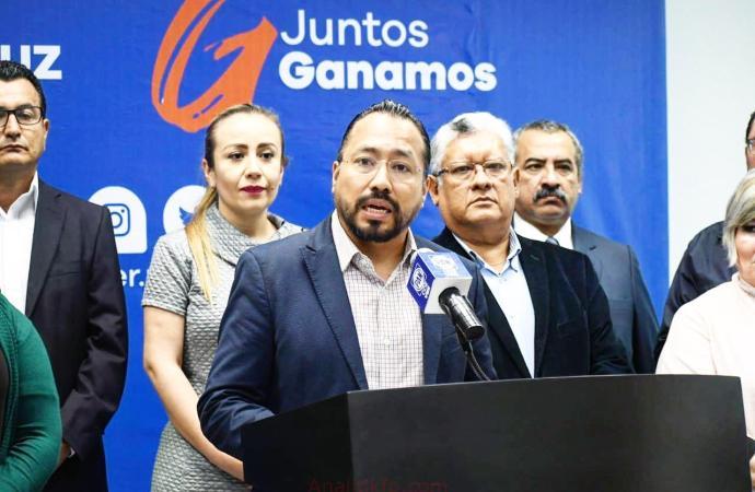 Solicitó Omar Miranda intervención de la tesorería de Xalapa