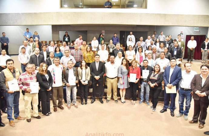 Corrupción en administración de recursos públicos se combate con transparencia y honradez: Augusto Nahúm Álvarez