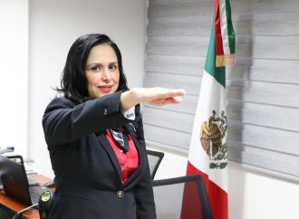 Claudia Díaz Tablada nueva Presidenta del Observatorio de Participación Política de las Mujeres en Veracruz