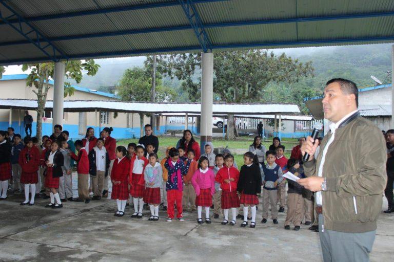 Recibe Trapiches dos importantes obras en beneficio de la educación