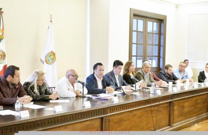 Veracruz se prepara paraatender epidemia por Covid-19: Andrea Yunes
