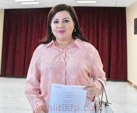 Florencia Martínez renunció al PRD