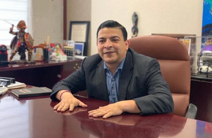 AMLO demuestra su compromiso social al adelantar pensiones a adultos mayores: Gómez Cazarín