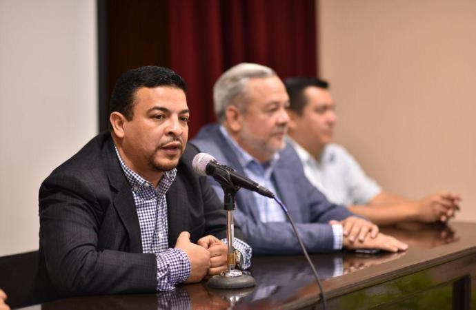 Sana Distancia y quedarse en casa, para prevenir propagación del COVID-19: Gómez Cazarín