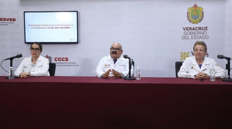 COMUNICADO | Estrategia Estatal contra el coronavirus 21/04/2020