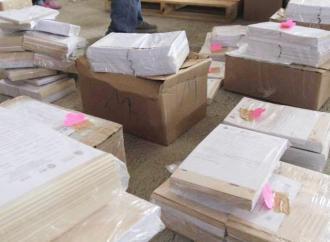 Entrega SEV 54 mil cuadernillos para educar a distancia en la zona sur