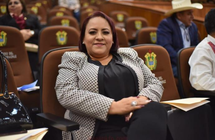 SEV responde con transparencia y eficiencia en el uso de los recursos públicos: Adriana Esther Martínez