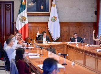 Trabajo estratégico de seguridad, para mantener la paz y la armonía del pueblo veracruzano: Ríos Uribe
