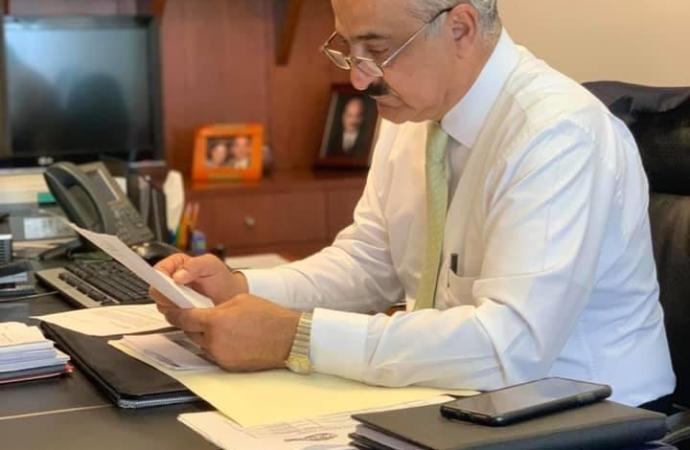 Sigue  y sigue en el Senado sin para el morenista Ricardo Ahued