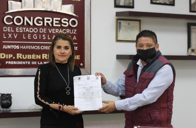 Fortalece Congreso colaboración con ayuntamientos: diputado Rubén Ríos