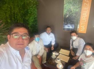 Comité Ejecutivo Estatal y Esteban Ramírez unen fuerzas para promover la unidad de Morena