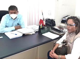 Promueve CEDH capacitación de funcionarios municipales