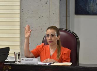 Autoridades deben garantizar entornos seguros para las mujeres: Dip. Nora Lagunes