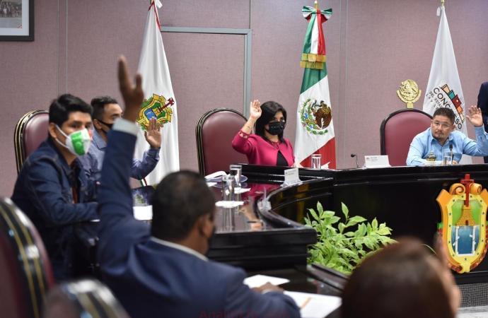 Plantea PRI-PVEM reforma a la Ley Orgánica del Poder Judicial del Estado