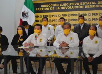 Más deudas, menos resultados; Gobierno de Veracruz sin plan de reactivación: PRD