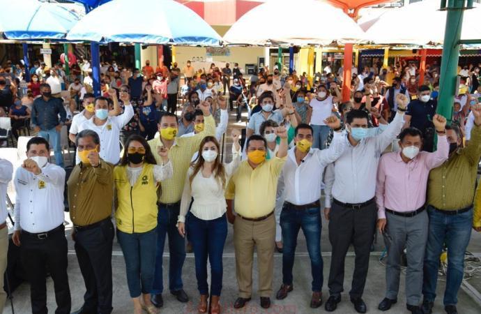 Pide PRD Veracruz evaluar el presente con sentido crítico, para construir un mejor futuro