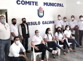 Integra Unidad Ciudadana Comité Directivo en La Antigua