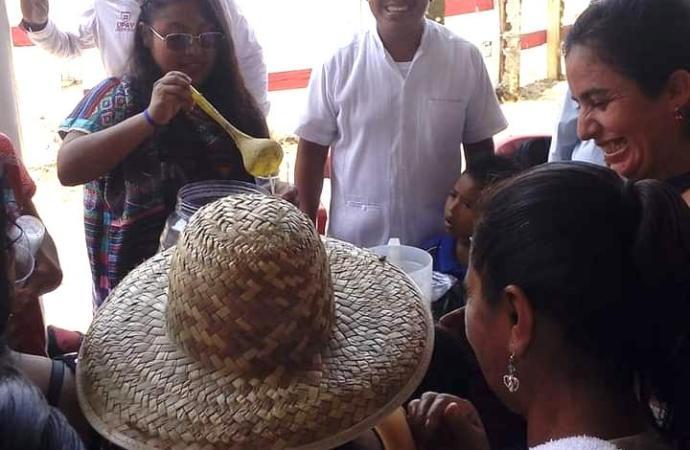 Reconocimiento a la gran labor del personal de Salud en Uxpanapa