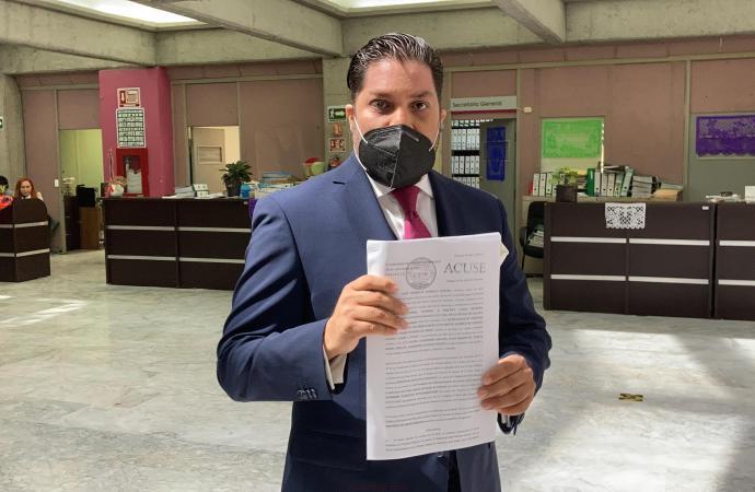Piden destitución y juicio político contra expresidenta del TSJE en Veracruz