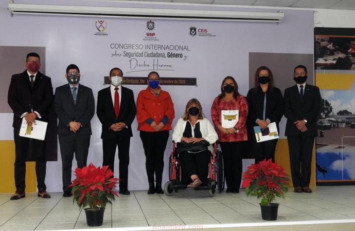Concluye Congreso Internacional sobre Derechos Humanos