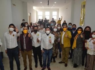 Unidad y acuerdos con ciudadanos, base perredista para recuperar Veracruz