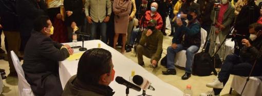 El que debe ganar en una alianza es Veracruz; las alianzas políticas se construyen con generosidad, humildad y altura de miras: Marlon Ramírez