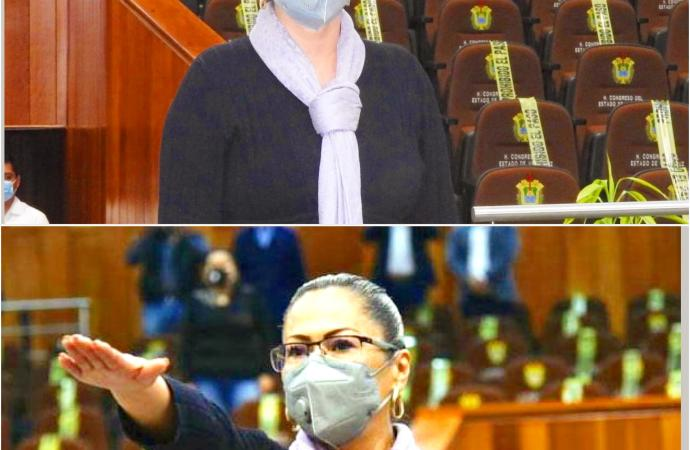 Ratifica Congreso Local a Namiko Matzumoto al frente de la CEDH