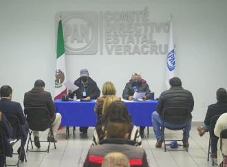 APRUEBA EL PAN SUSCRIBIR CONVENIOS CON OTROS PARTIDOS, EXCEPTO MORENA