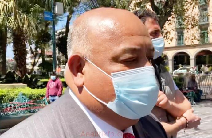 Secretario Cisneros asegura protección de aspirantes electorales