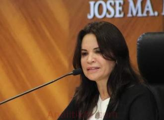 Caso Franco sacarlo del calendario electoral: Monica Robles