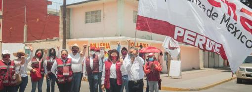 Perote debe ser ejemplo de cuidado ambientalpara Veracruz y México: Carmen MORA