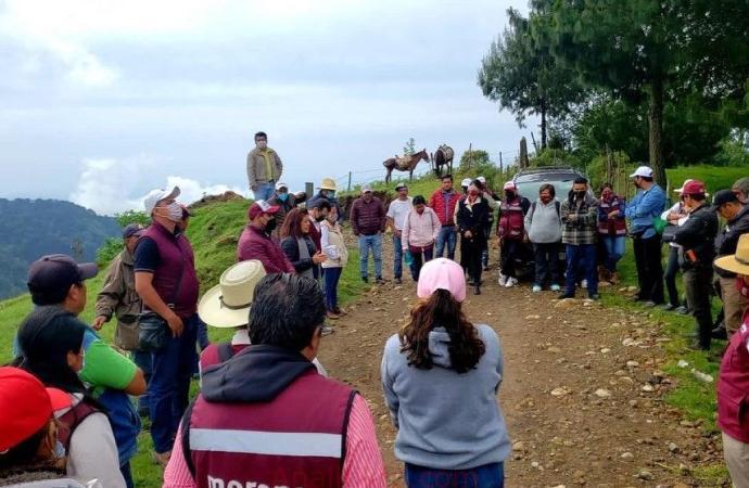 Mejores accesos y comunicaciones para todas las localidades: Carmen Mora