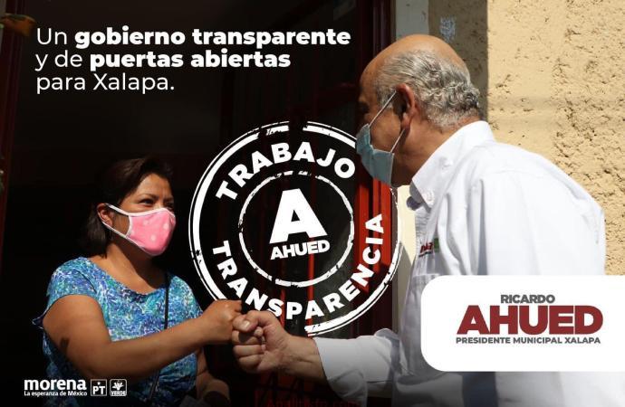 No permitiré la opacidad en mi gobierno: Ricardo Ahued