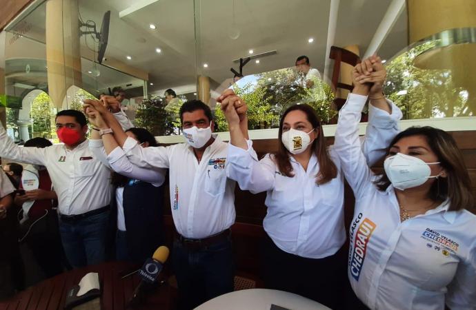 David Velasco le hace fuchi a debate de los candidatos a la alcaldía que organiza el OPLE